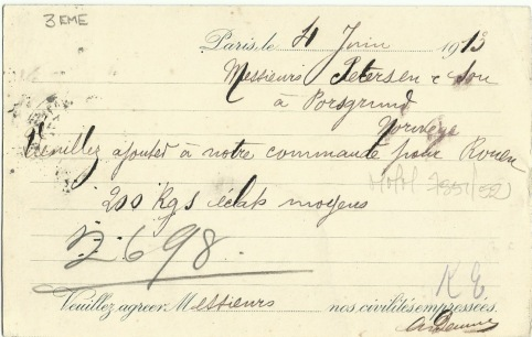 1913 F.Ghelfi & Cie & Birolleau 1