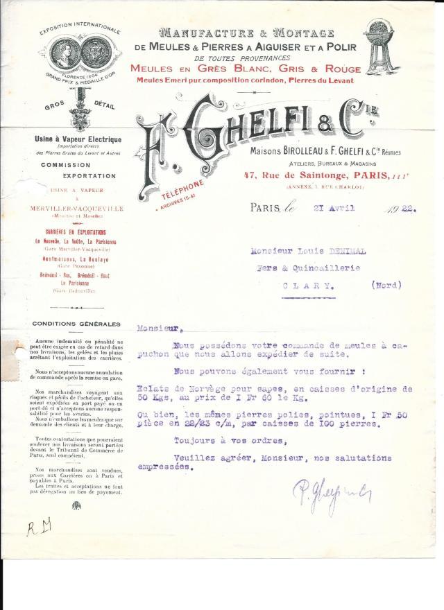 1922 F.Ghelfi