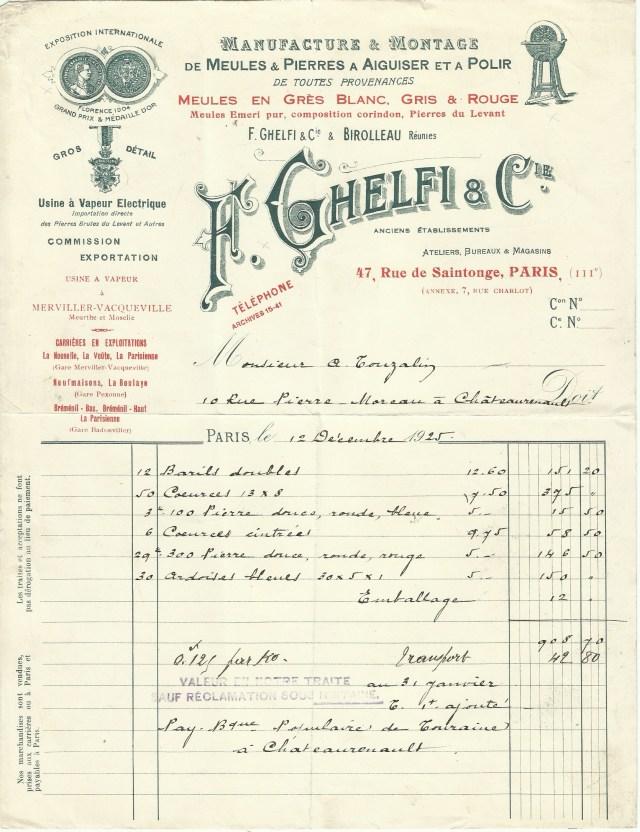 1925 F.Ghelfi