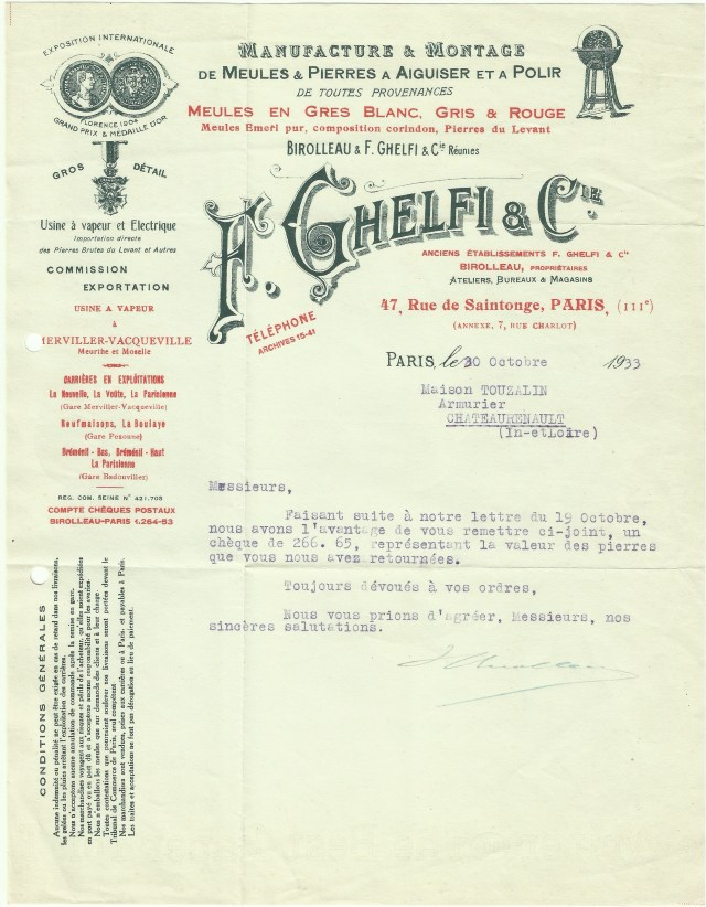 1933 F.Ghelfi