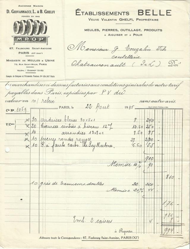 1935 L.Belle MPOP 1