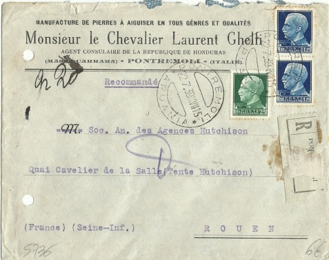 1939 Laurent Ghelfi Chevalier 1