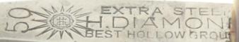H. Diamond 50 1b