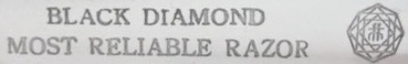 H. Diamond 74 1d 2