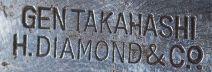 H. Diamond Towa 9074 2c