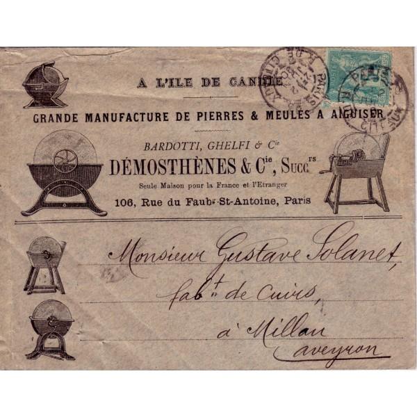 1890? Démosthènes & Cie, Succ rs
