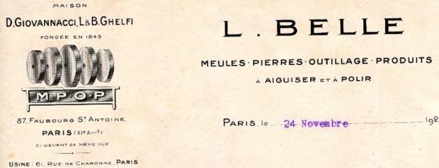 1920 L. Belle kopie