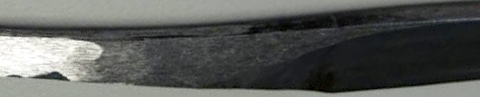 K Carbon steel 1 Iwasaki 岩崎 炭素鋼 1a6