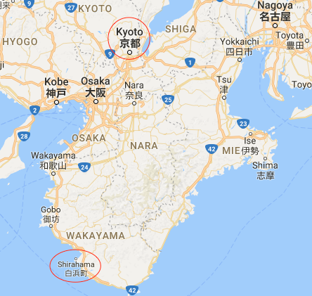 Kishū:Tomita to map 1a