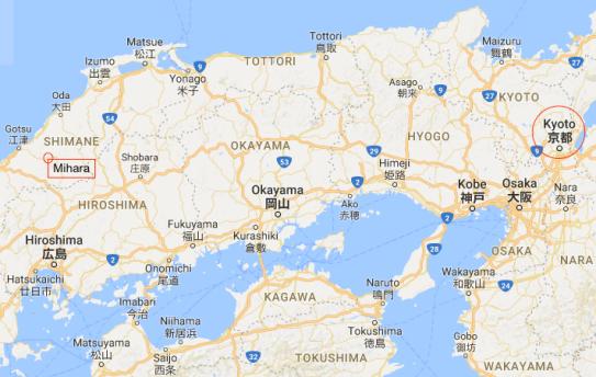Mihara map 1a