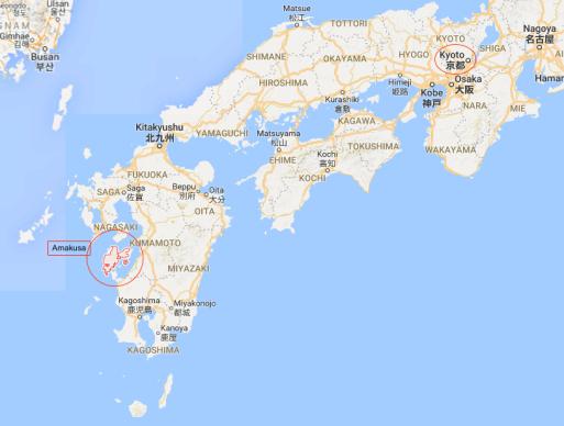 Amakusa map 1b