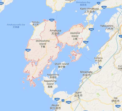 Amakusa map 1c