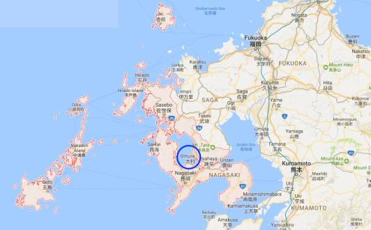Omura map 1b