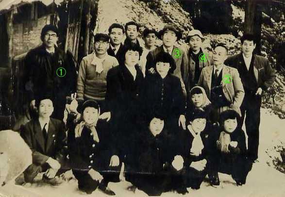 Mikawa Nagura Iwasaki, Sakamoto, Nagayuki Asano 2a