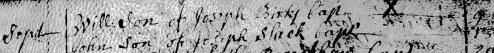 1688 Sep 02 Birkes William son of Joseph Ecclesfield 1b.jpg