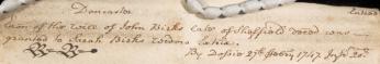 1747-'48 will john birks 1a1