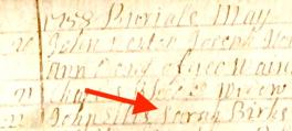 1758 may 22 birks sarah dawson bur sheffield 1b