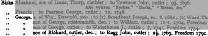 1791f george, son of richard, cutler, dec