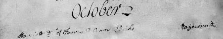 1793 okt 6 harriot dau. of henry & ann birks razorsmith 1c