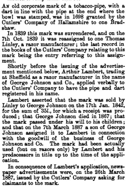 Linley-George Johnson-Lambert