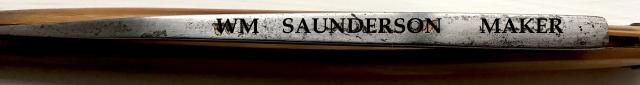 Saunderson - SHIP 1ad