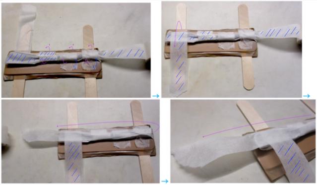 Kamisori wrapping 1b