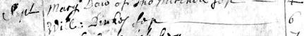 1686 Sep 6 Birks Will sen bur Ecclesfield 1b